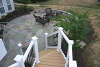 Stone Patio Carroll County Maryland